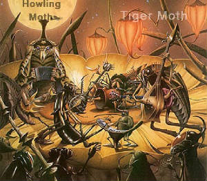 Howling Moth 1988