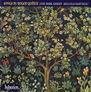 Songs by Roger Quilter 1996