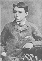 Delius as a boy