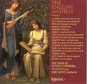 English Anthem Vol 8 2004