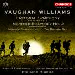 RVW. Pastoral Symphony and Norfolk Rhapsodies