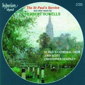 St. Paul's Service and other music 1998